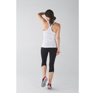 Lululemon Run: Top Speed Crop